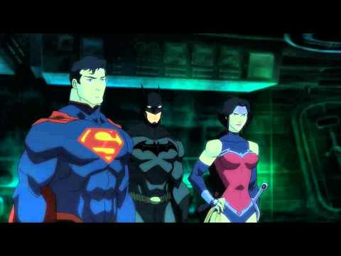 "Justice League: Throne of Atlantis - ""Mythical Mystical Atlantis"" Clip"