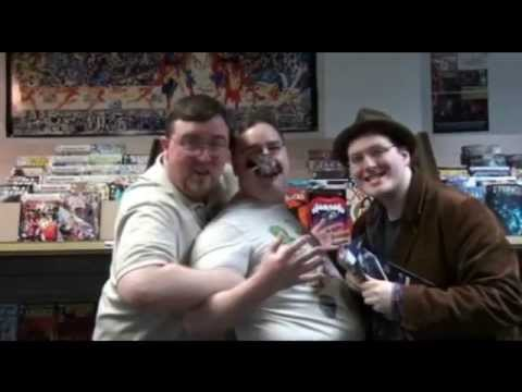 Comic Book Issues - One Moment In Time Review with Linkara