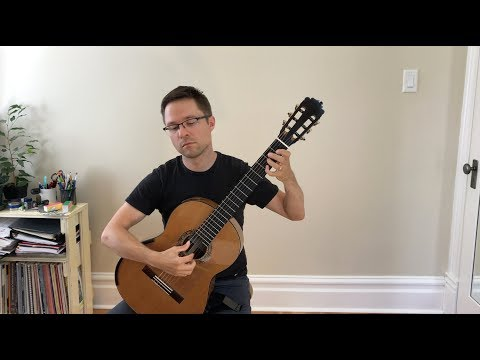 Vol. 2 Lesson: G Major and Easy Simple Gifts for Classical Guitar