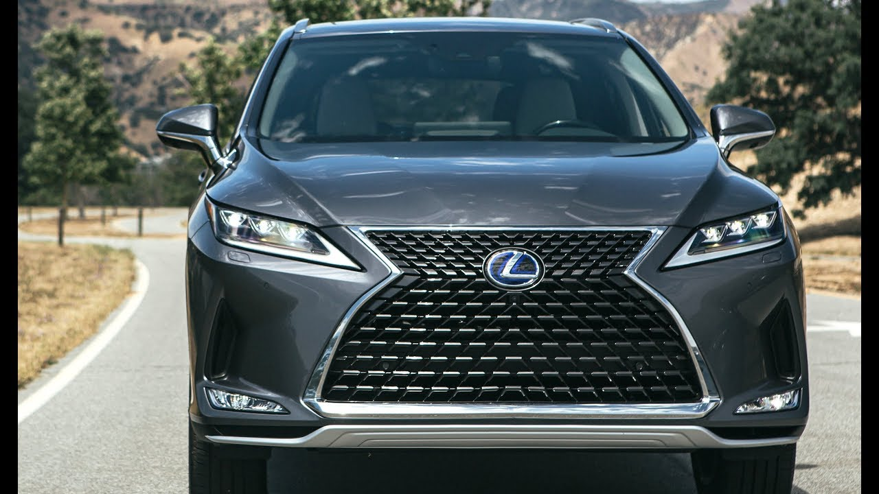 Lexus RX 2020 Test Drive Review and More Sport and Technology