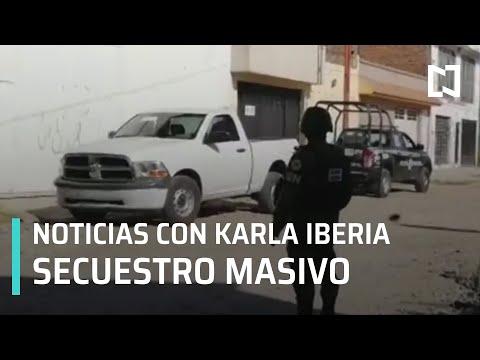 Las Noticias con Karla Iberia - Programa Completo: 4 de Diciembre 2019