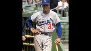 "Billy Staples ""Before the Glory"" - Maury Wills - Ty Cobb & Sandy Koufax (4/4)"
