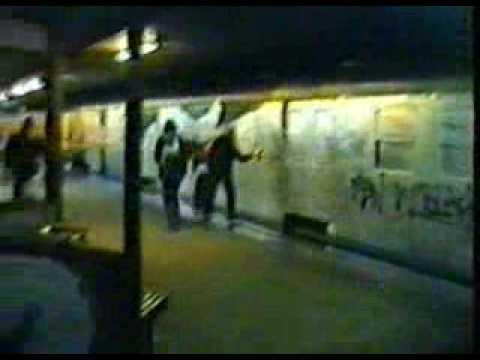 Wild Graffiti - Punk Rock Style - EWC, OSC
