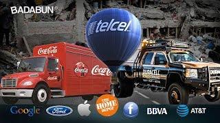 Empresas que verdaderamente ayudaron después del terremoto