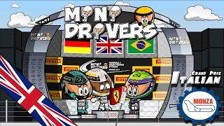 [ENGLISH] MiniDrivers - Chapter 6x13 - 2014 Italian Grand Prix