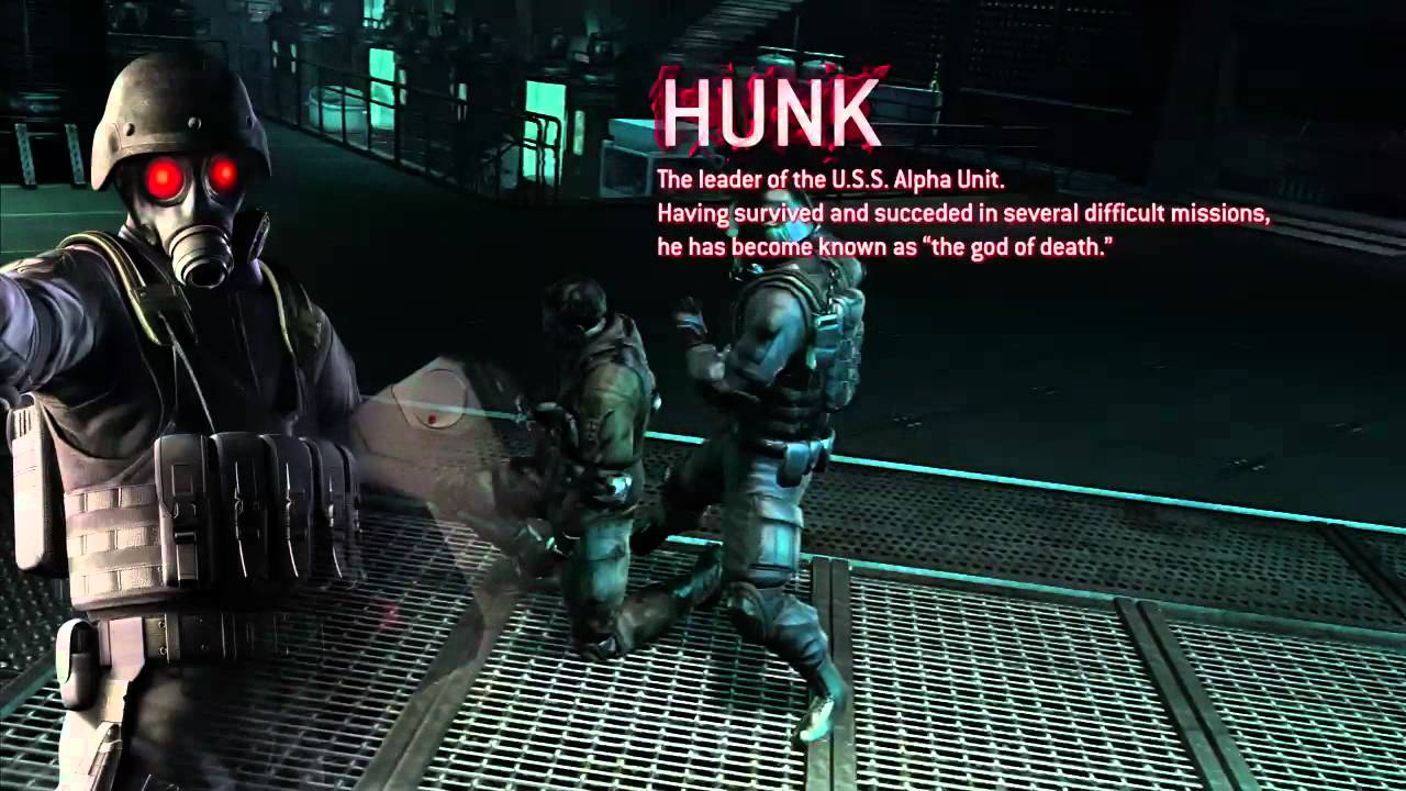 resident evil operation raccoon city heroes mode youtube