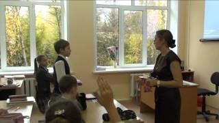 """Урок """"School life"""" 3 часть, Давыдова А.В."""