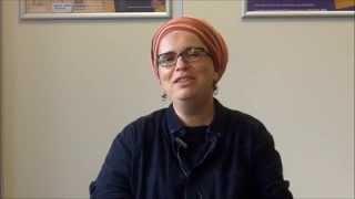 Rebbetzen Belovski talks about the Succah