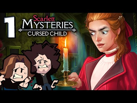 Where Is My FREAKIN' DAD?!?!? - Scarlett Mysteries: Cursed Child: PART 1