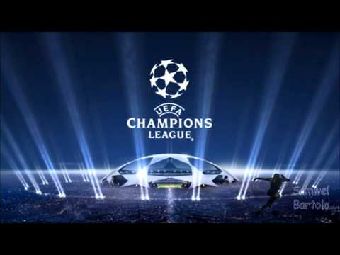 UEFA Champions League official Theme Song (Hymne) Stereo HD