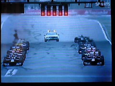 F1 2010   R4 China Start