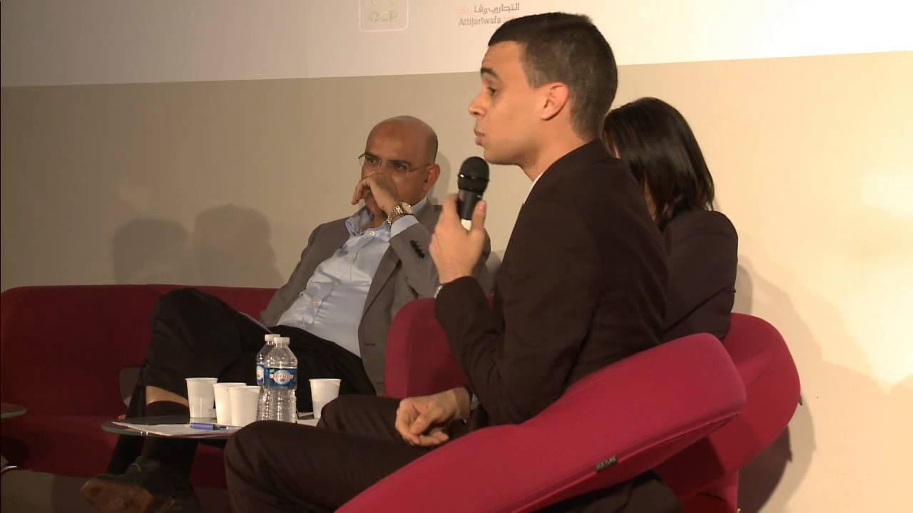 JJM 2014 - Conférence Politique  avec El Ouafa - Mounib - Aourid