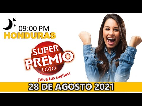 Sorteo 9PM Super Premio Loto de Hoy, Sábado 28 de agosto del 2021 | ✅🥇🔥💰