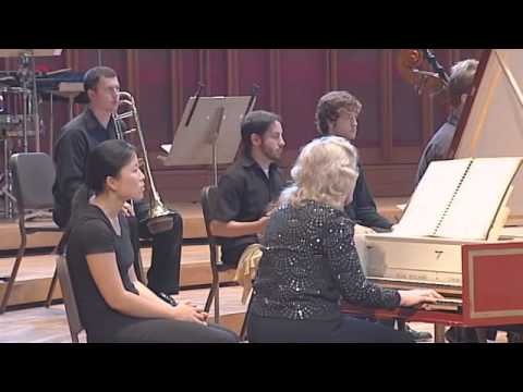 Double Concerto By Elliott Carter - Tanglewood Festival of Contemporary Music (copyright 2008)