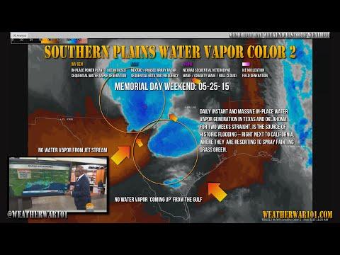 Memorial Day 2015: Historic May Floods, Tornados, & Hail