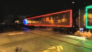 Train des Fêtes du Canadian Pacific 2014