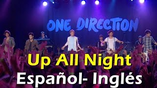 Repeat youtube video One Direction Up All Night (Official Video) [Letra Español - English]