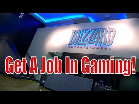 How To Get A Marketing Job In Gaming - PR Advice For The Gaming Industry