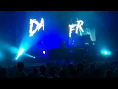 Danger opening for Porter x Madeon (Shelter Live Tour)