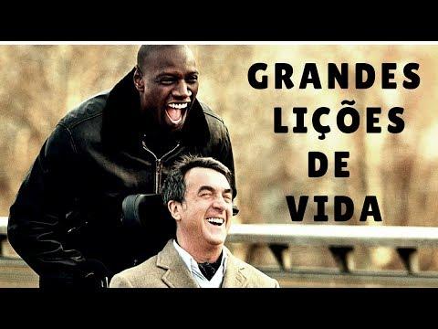 10 Filmes Com GRANDES Lições De Vida