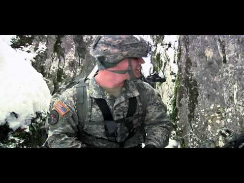 Day 2 - 172nd Infantry Brigade at Slovenian Mountain Warfare Course