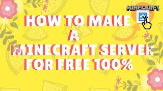 How To Create A Minecraft Server Free - Twitch minecraft server erstellen