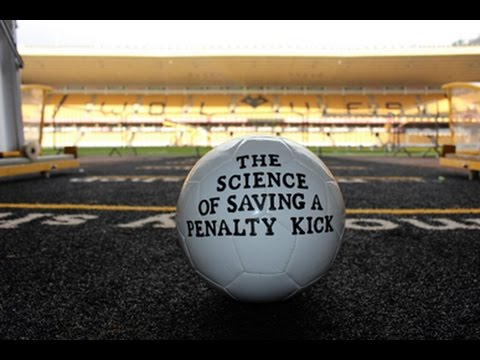 The Science Of Saving A Penalty Kick..