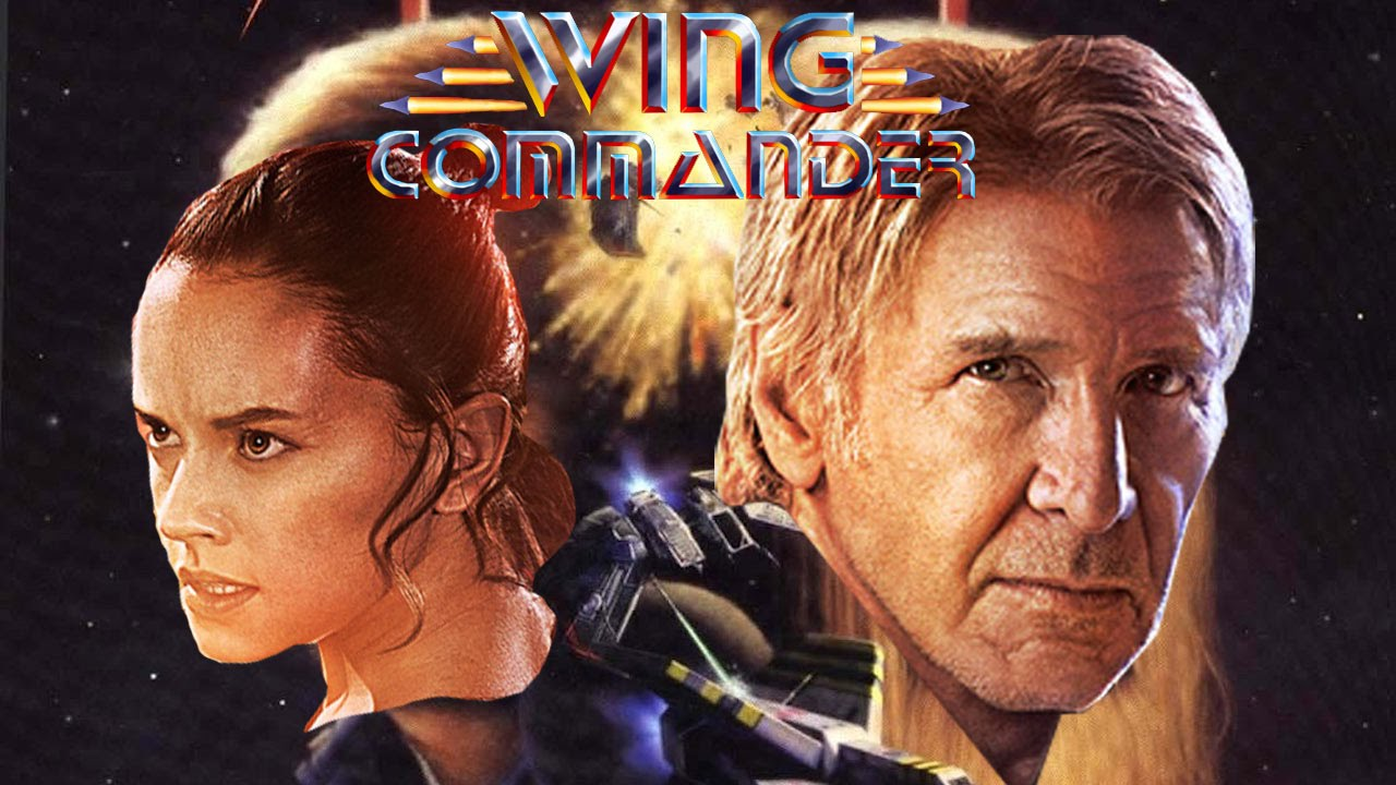 Star Wars Force Awakens Let S Play Wing Commander 3 Joarna Gaming Youtube
