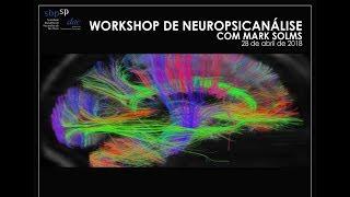 Workshop Mark Solms em São Paulo