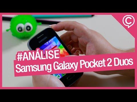 Samsung Galaxy Pocket 2 Duos [Análise] – Cissa Magazine
