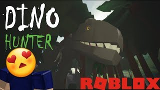 Roblox - Dinosaur Hunter