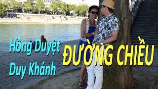 Đường Chiều (Hồng Duyệt - Duy Khánh)