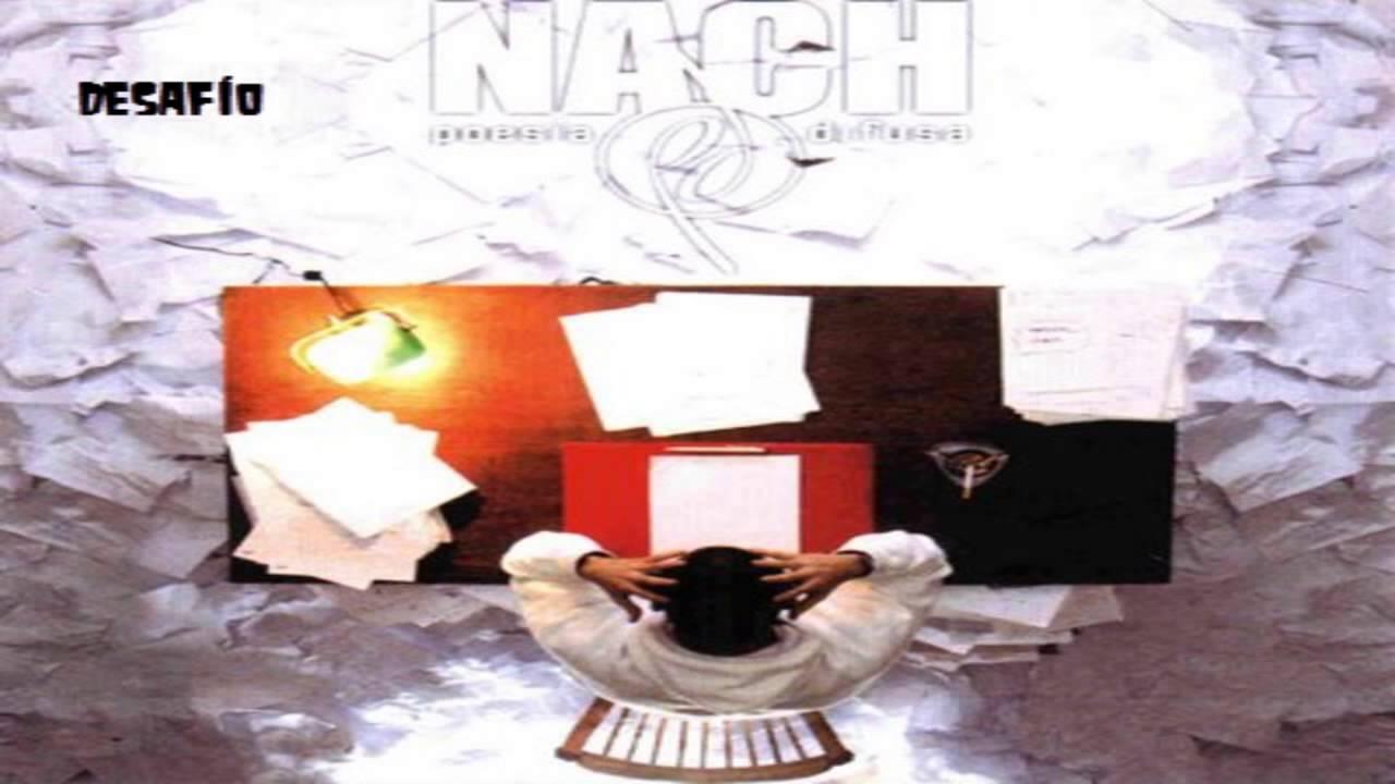 disco poesia difusa de nach scratch