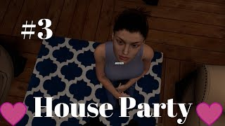 HOUSE PARTY PART 3 MADISON QUEST COMPLETE WALKTHROUGH GAMEPLAY NUDITY SEX NSFW