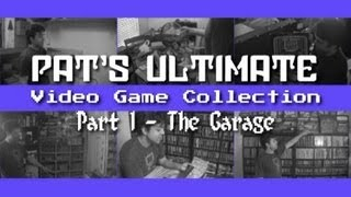Ultimate Video Game Collection (Part 1 of 7) - Pat the NES Punk