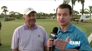 SNN: Former Red Sox Player at Plantation Celebrity Golf Classic | Suncoast News Network