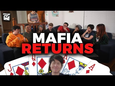 TWO GIRLS ONE YOONA l MAFIA RETURNS: OFFLINETV EDITION ft. Disguised Toast, Pokimane, LilyPichu etc