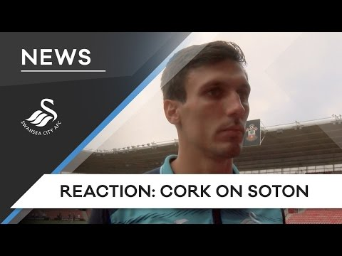 Swans TV - Reaction: Cork on Southampton