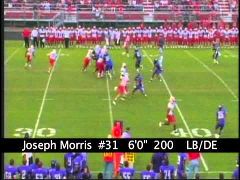 El Dorado Wildcats Joseph Morris Highlights