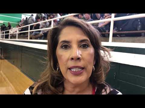 Patty Acosta - Principal - Monahans HS - Odessa, TX