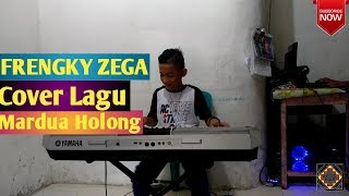 Keren Frengky Zega | Cover | Mardua Holong - Omega Trio