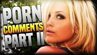 READING PORN COMMENTS #2 | Scheiffer Bates