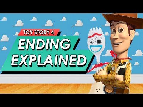 Toy Story 4 Ending Explained Breakdown Full Movie