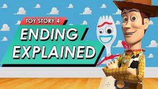 Toy Story 4: Ending Explained Breakdown + Full Movie Spoiler Review