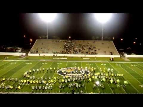 8/28/2015 - DeLand High School Marching Bulldogs