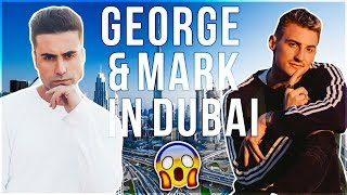 George Janko & Mark Dohner ARE GOING TO DUBAI
