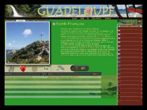 video guadeloupe guide