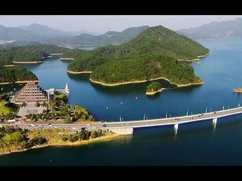 Qiandao Lake in Cina