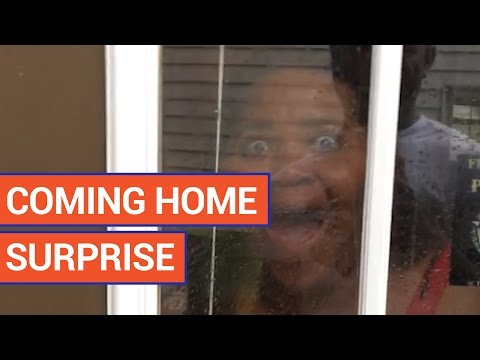 Amazing Soldier Surprise Reunion Video 2016 | Daily Heart Beat