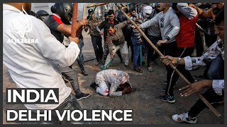 Fresh violence erupts in Indian capital during anti-CAA protests